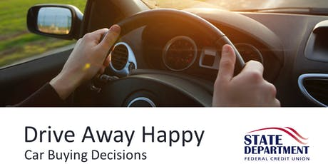 Car Buying: Drive Away Happy tickets