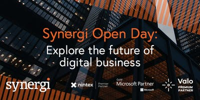 Synergi Open Day: Explore the future of digital business