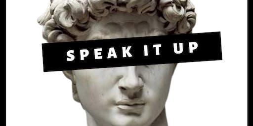 The ALPHA NETWORK - Public Speaking Club