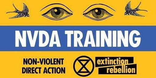 Non-Violent Direct Action (NVDA) Training