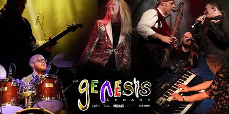 Genesis Legacy - Live in Southampton tickets