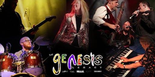 Genesis Legacy - Live in Southampton