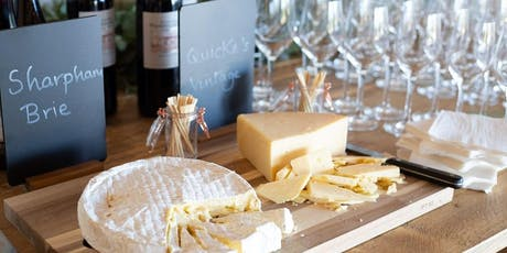 Wine and Cheese Tasting experience tickets