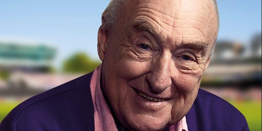 Book Signing with Henry Blofeld