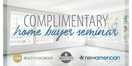 Complimentary Home Buyer Seminar