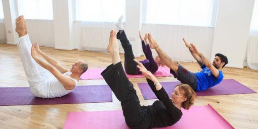 Mat Pilates Class with Club Pilates Merchants Walk