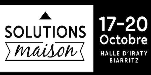 Le salon Solutions Maison de Biarritz