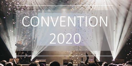 Genistar Convention 2020 tickets