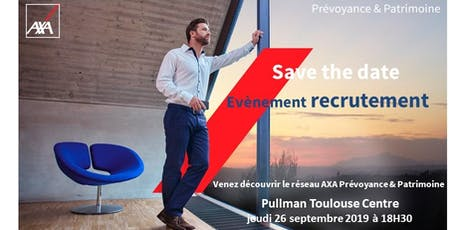 AXA: Afterwork Recrutement Toulouse tickets
