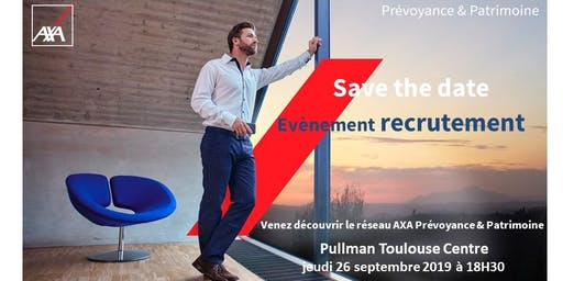 AXA: Afterwork Recrutement Toulouse
