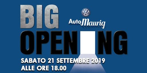 Big Opening AutoMaurig S.r.l.