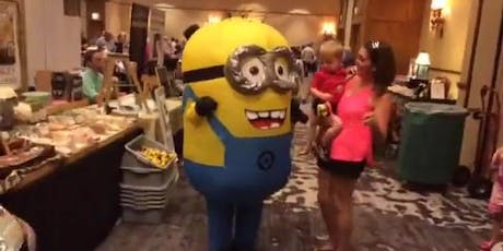 Free Minion Meet and Greet tickets