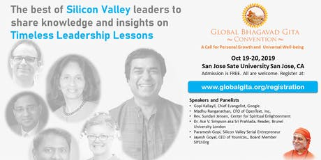 Timeless Leadership Lessons - Keynote and Panel Discussion tickets
