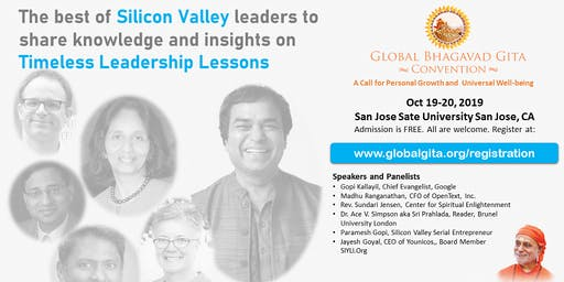 Timeless Leadership Lessons - Keynote and Panel Discussion