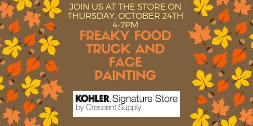 Freaky Food Truck and Face Painting