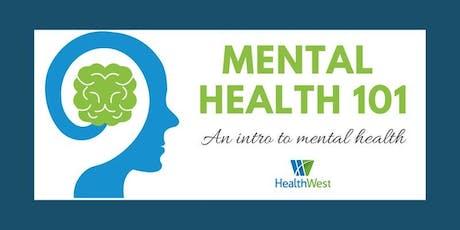 Mental Health 101 tickets