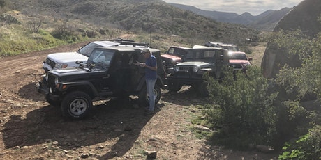 Desert To Pines Off-Road 2 Day Jeep, 4x4, and side-by-side Run tickets