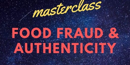 food fraud in-house training