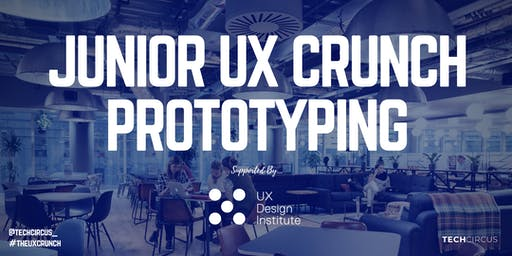 Junior UX Crunch: Prototyping