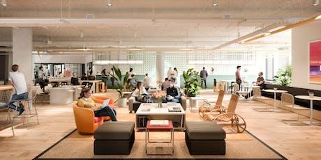 Entrepreneur Open House - WeWork 5 Merchant Square tickets