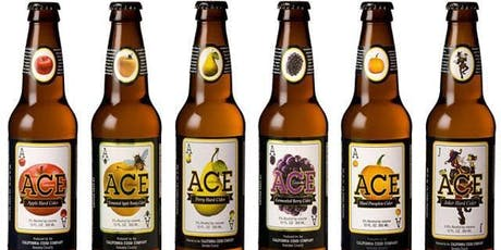 ACE Cider and Chocolate Pairing tickets