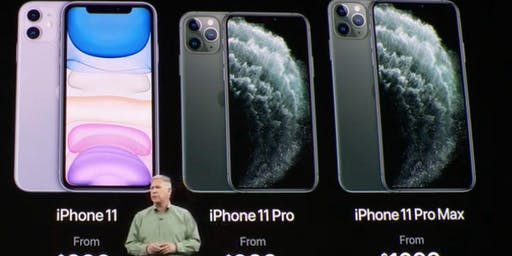 iPhone Preorder