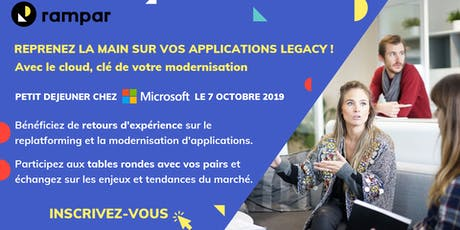 Reprenez la main sur vos application Legacy ! billets