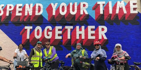 Tue 17th Sep Intermediate Ride from Jubilee Park to Victoria Park tickets