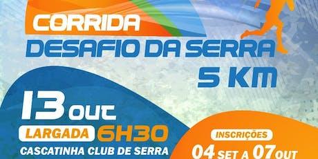 3º Desafio da Serra - Circuito FITEC ingressos