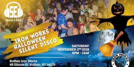 Iron Works Halloween Silent Disco tickets