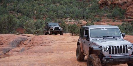 Sonoita 4x4 Off-Road Jeep Trails & Wine Tour tickets