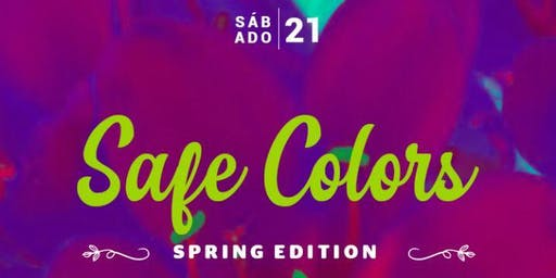 Safe Colors by Gala Chateau