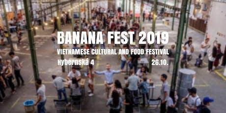 Banana Fest 2019 tickets