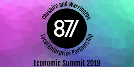 The Inaugural Cheshire and Warrington Economic Summit tickets