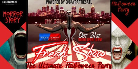 Freak Show- The Ultimate Halloween Party of Atlanta tickets