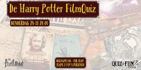 De Harry Potter FilmQuiz | Waalwijk tickets