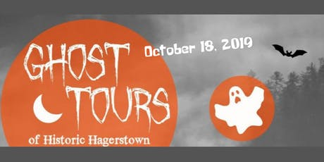 Ghost Tours of Historic Hagerstown 2019 tickets