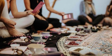 Full Moon Magic Hour Tea Circle with Zhena tickets
