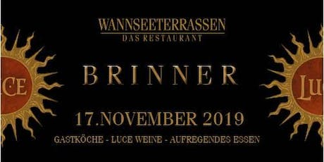 """LUCE Brinner"" am Wannsee Tickets"