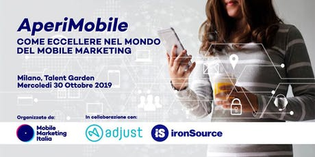 AperiMobile - Come eccellere nel Mondo del Mobile Marketing biglietti