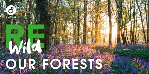 REWILD OUR FORESTS: The Durrell Lecture 2019