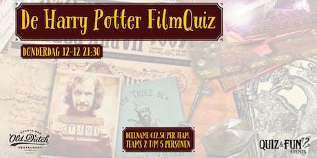 De Harry Potter FilmQuiz   Breda tickets