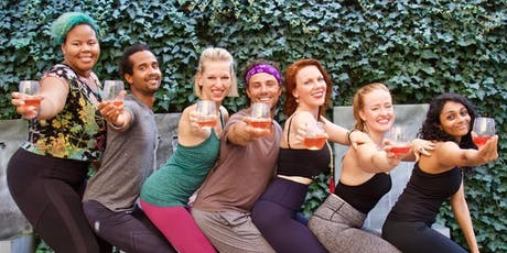 Drunk Yoga® at EVEN Hotel...FREE Wine! *Thursdays in Brooklyn tickets