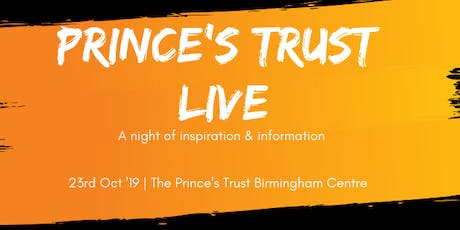 Prince's Trust Live tickets
