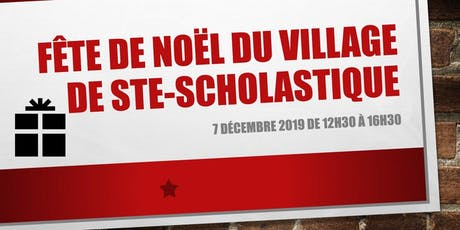 Fête de Noël tickets