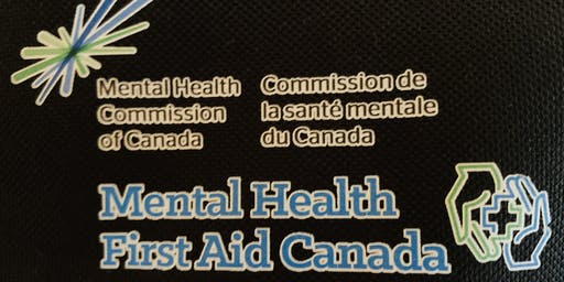 Mental Health First Aid: Adults who Interact with Youth - Yellowknife