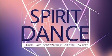 Spirit of Dance Tickets