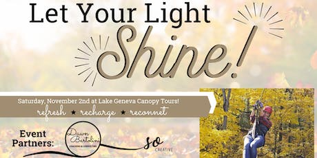 Let Your Light Shine Women's Retreat tickets