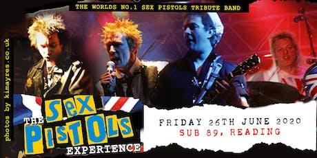 The Sex Pistols Experience (Sub89, Reading ) tickets