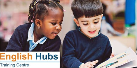English Hubs Training Day Five: Letters and Sounds - Birmingham tickets